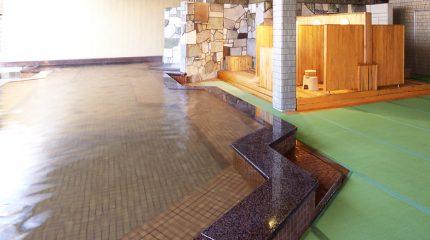 畳風呂 大浴場